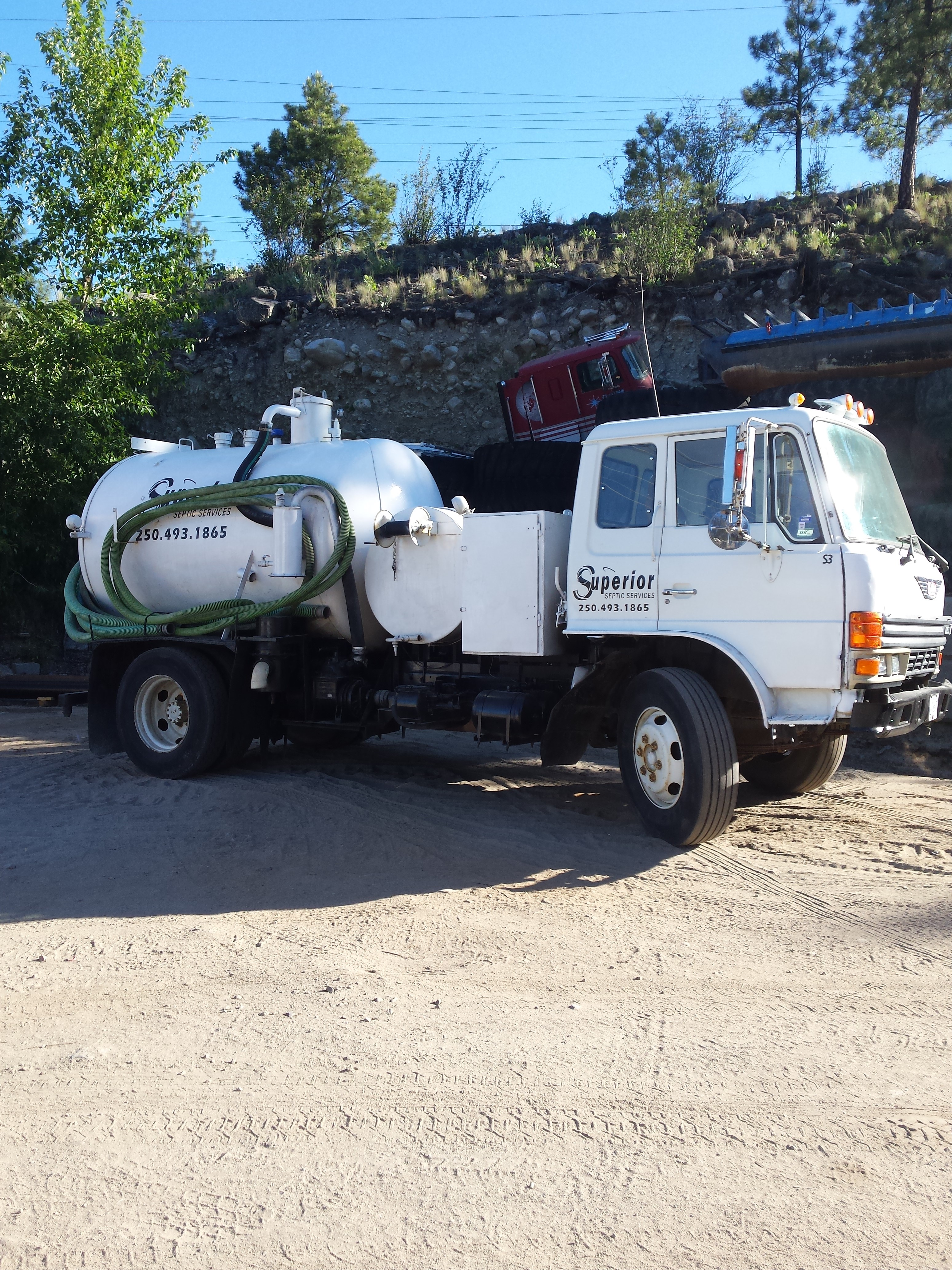 Septic Services Penticton