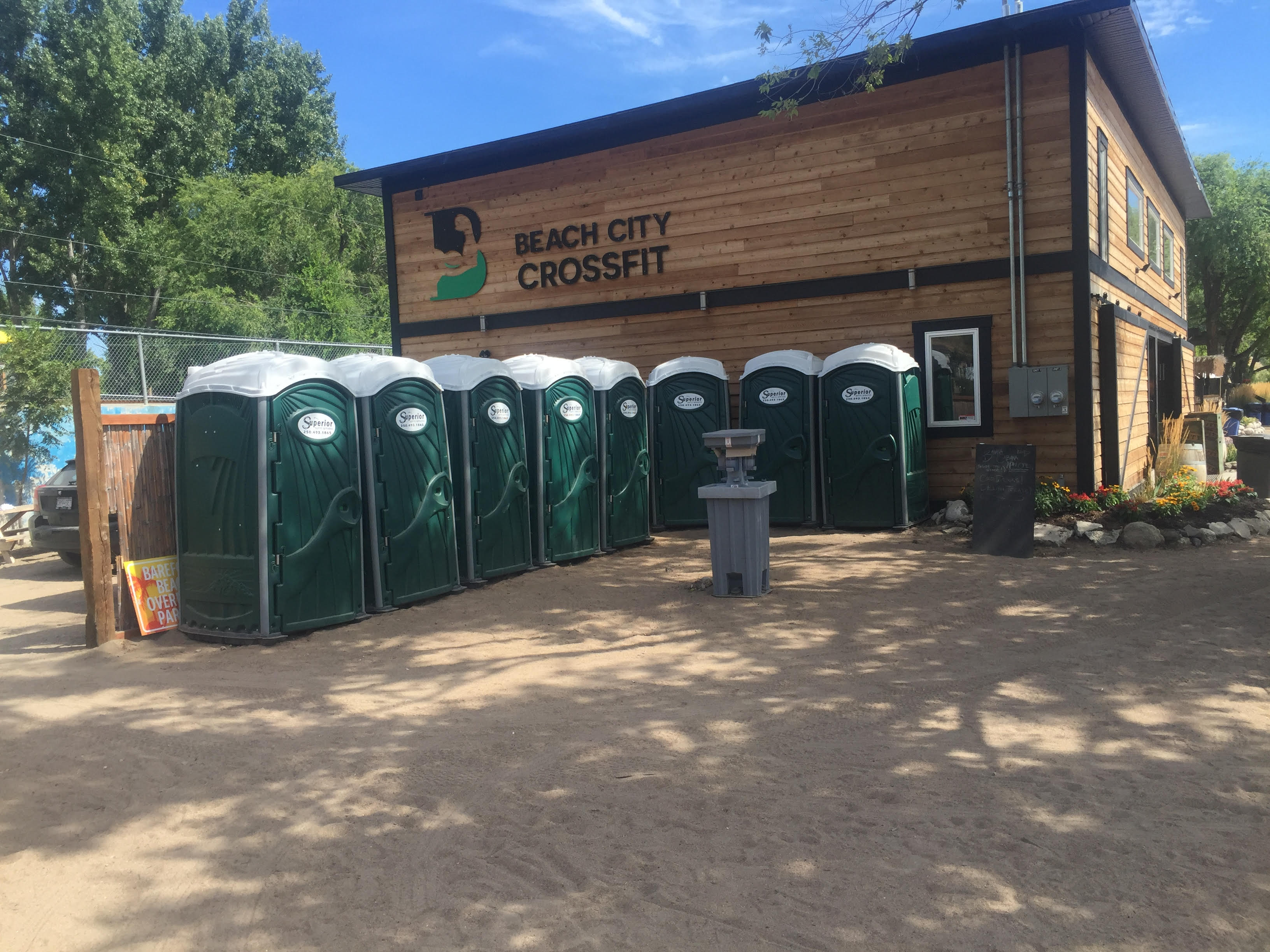 Outdoor Restroom Solutions